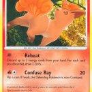 Pokemon Platinum Base Set Single Card Common Vulpix 102/127