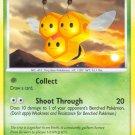 Pokemon Platinum Base Set Single Card Common Combee 71/127