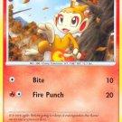 Pokemon Platinum Base Set Single Card Common Chimchar 70/127