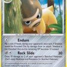 Pokemon Platinum Base Set Single Card Uncommon Shieldon 62/127