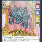 Neopets TCG Curse of Maraqua Single Card Common Maractite Armour 106/120