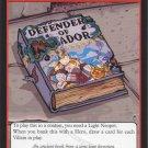 Neopets TCG Curse of Maraqua Single Card Uncommon Defender of Ador 59/120