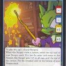 Neopets TCG Curse of Maraqua Single Card Uncommon Apprentice Wand 54/120