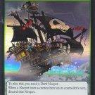 Neopets TCG Curse of Maraqua Single Card Rare Holo The Black Pawkeet 1/120