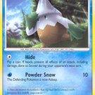 Pokemon D&P StormFront Single Card Common Snover 74/100