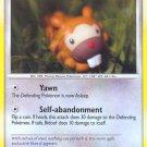 Pokemon D&P StormFront Single Card Common Bidoof 54/100