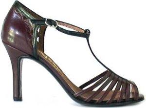 Classy Dark Brown Shoes