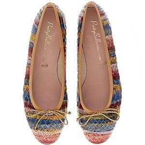 Missony style ballet pumps