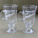 Pair of Haagen-Dazs Ultimate Indulgence 8 Ounce Irish Coffee Mugs