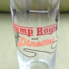 New Pump Boys and Dinettes Broadway Show Logo 16 Ounce Bar Glass
