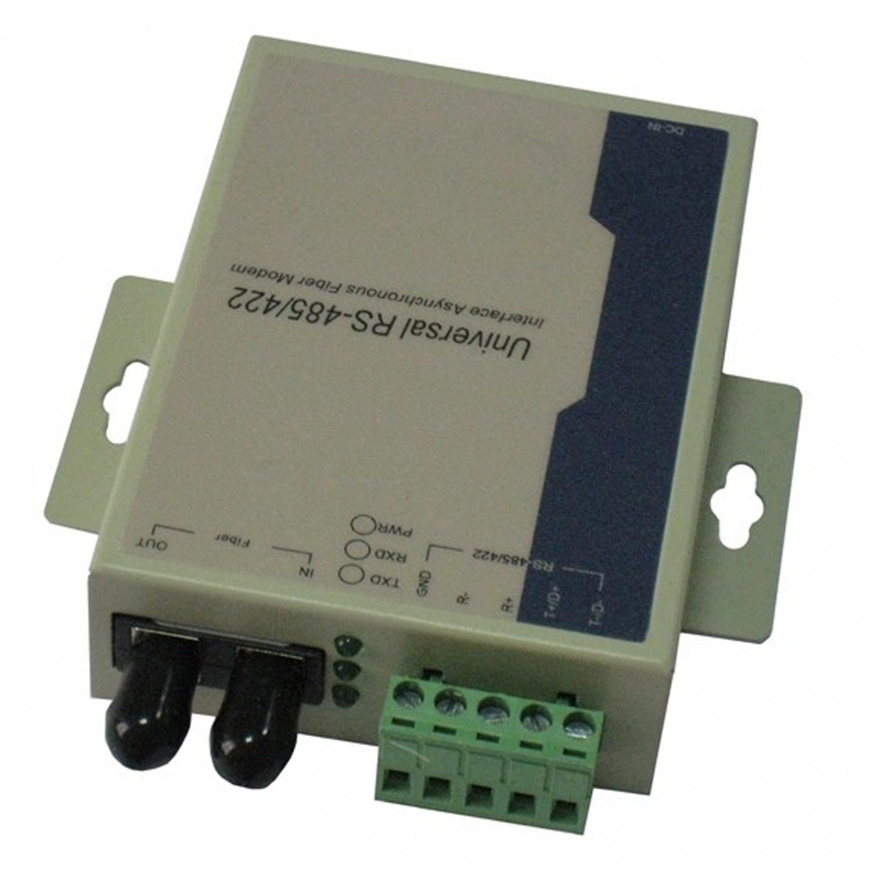 RS-485 RS-422 serial optic fiber MODEM