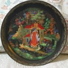BRADFORD EXCHANGE Russian Princess 7 Bogatyrs Plate 1988