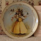 HAMILTON Little Ladies Little Captive Plate 1989