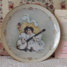 HAMILTON Little Ladies Susanna Decor Plate 1990