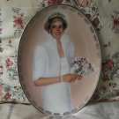 PRINCESS DIANA 1997 Bradford Decor Plate No 2 Oval