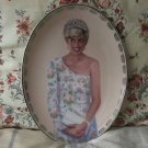PRINCESS DIANA 1998 Bradford Decor Plate 14 Oval