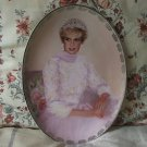 PRINCESS DIANA 1998 Bradford Decor Plate No 5 Oval