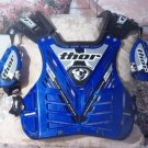 THOR AFTERSHOCK Chest Protector Adult Motocross Pads