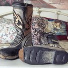 FLY 805 Motocross Motorcycle Racing Boots Size 5 Used
