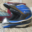 ONEAL SL712 Motocross Motorcycle Helmet Blue Base SXS