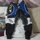 FLY 805 Motocross Racing Pants Blue Black Sz 24 Used
