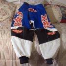 FOX FX Motocross Motorcycle Uniform Pants Size 30 Used