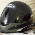 HJC Black Grey Motorcycle Helmet CL-14 Amazon-Used