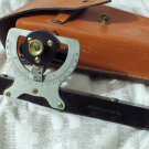 KEUFFEL ESSER Co Antique Abney Level with Leather Case Clinometer