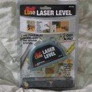 QUIK LINE LASER LEVEL Plus Tilt Base New in package