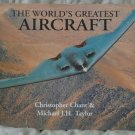 WORLDS Greatest Aircraft Book Copyright 1999 Used