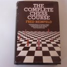 COMPLETE CHESS Course And Strategy Game Board Book 1959