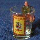TORTUGA RUM Cayman Islands Shot Glass