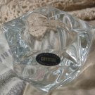 PARTY LITE Lead Crystal Candleholder Candle