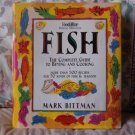FISH Cookbook The Complete Guide Buying Selling Recipe