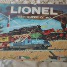 LIONEL Electric Train 027 0 HO Consumer Catalog 1959