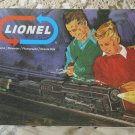 LIONEL Electric Train and Product Consumer Catalog 1966