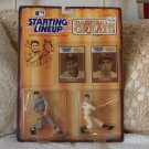 STARTING LINEUP Mickey Mantle Joe Dimaggio 1989 Greats