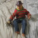 NIGHTMARE ON ELM STREET FREDDIE KRUGER FIGURE 1989 Used