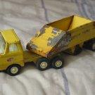 TONKA Bottom Dump Pressed Steel Truck Toy Vehicle