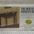 XACTO HOUSE OF MINIATURES Side Table 1976 No 40004