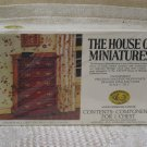 XACTO HOUSE OF MINIATURES Chest on Chest 1976 No 40009