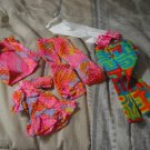 BARBIE DOLL Clothes No Tags Bell Bottom Outfits 70s