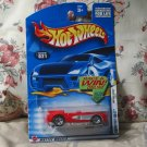 HOT WHEELS First Editions Corvette SR2 No 021 Toy Car