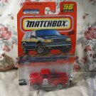MATCHBOX Texaco 1956 Ford Truck 2000 Diecast Toy Car