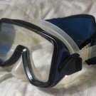 INTERNATIONAL DIVERS Frameless Scuba Diving Mask Used
