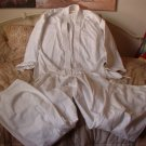 KARATE JUDO Uniform Shirt and Pants Used
