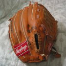 RAWLINGS RBG 72 Kids Baseball Glove 12 Inch Used