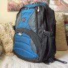 SWISS ARMY Wenger Older Soho Design Laptop Computer Daypack Backpack Hiking Rucksack Used