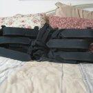 PAINTBALL 6 POD Pocket Belt Black Waist Pack Used