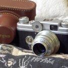 ARGUS C Four 35mm Camera Photograph Photo Vintage